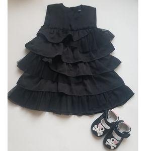 🆕️ Baby GAP Black Formal Dress